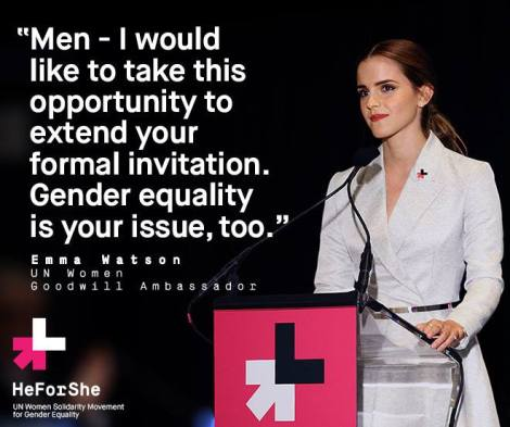 HeForShe - Facebook