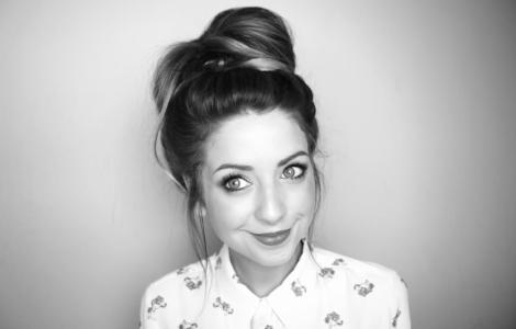Zoella is one of the UK's most popular YouTube stars and will release her first novel later this year.